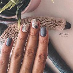 152 cute nail art designs for short nails 2019 page 14 beauty Cute Nail Art Designs, Spring Nail Art, Spring Nails, Summer Nails, Fall Nails, Nail Art Mignon, Cute Nails, Pretty Nails, Hair And Nails
