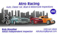 AtRo Racing Products - Rob Rossiter Customer Engagement, Mobile Technology, Classic Cars, Environment, Racing, Boat, Content, Marketing, 3d