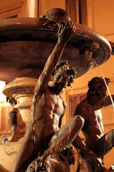 Fuente de las Tortugas. Roma. IT.-