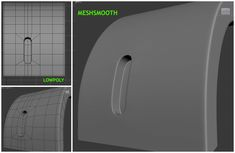 FAQ: How u model dem shapes? Hands-on mini-tuts for mechanical sub-d AKA ADD MORE GEO - Page 72 - Polycount Forum