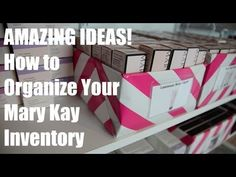 How to Organize your Mary Kay Inventory. As a Mary Kay beauty consultant I can help you, please let me know what you would like or need. www.marykay.com/KathleenJohnson  www.facebook.com/KathysDaySpa