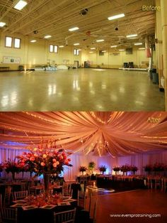 Amazing place for wedding DIY