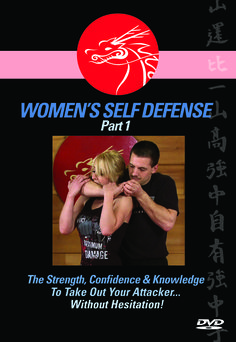 The strength, confidence & knowledge to take out your attacker without hesitation! http://learnkung-fu.com/store/books-and-dvds/hand-to-hand-training/womens-self-defense-dvd/