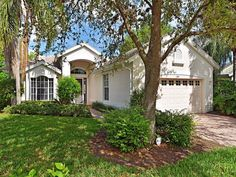 """The """"Austin"""" villa in Stonebridge, Naples, FL.  This was the model of my first home."""