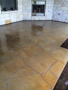 20 Best Outdoor Concrete Stain Images