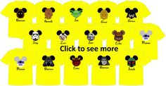 STAR WARS Disney Vacation Group Shirts por TheMouseBoutique en Etsy