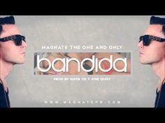 Bandida - Magnate (Audio Oficial) - YouTube
