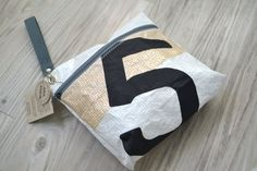Limited Edition Sail Anew Ditty Bag by toteswithatwist on Etsy, $40.00