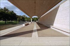 Kimbell Art Museum, Fort Worth, TX   C367_34a 05/10/2007 : F…   Flickr