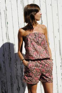 patron couture combishort
