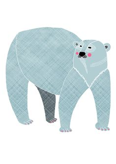 Polar Bear / by Alice Potter // from The Littlest Mommoth