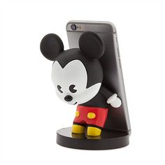 Disney Mickey Mouse Cell Phone Stand - how cute is he??