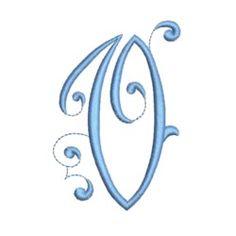 machine embroidery alphabet splendor splendour letters monograms monogramming initials design art pes hus dst formats needle passion embroidery npe