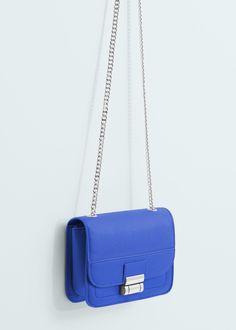 Handbag i-- - Bags for Woman | MANGO Hong Kong