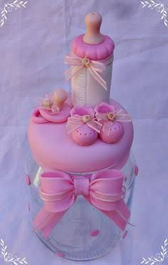 souvenirs para baby shower en porcelana fria - Pesquisa Google