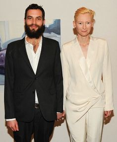 tilda swinton husband - Google Search