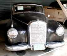 Mercedes - Benz 1952