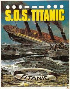 S.O.S. Titanic movie poster (1979) Poster. Buy S.O.S. Titanic movie poster (1979) Posters at IcePoster.com - MOV_e4091979