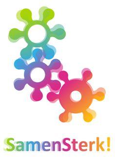New 'n' improved:  logo ondernemersweekend m txt SamenSterk!