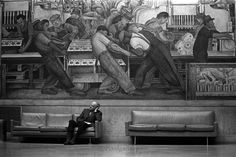 The Old Man in Museum  Detroit Institute of by PixelGallery, $30.00