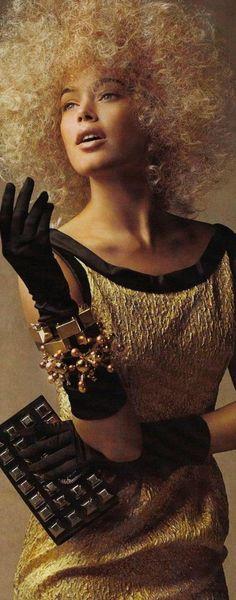 Glamour by Doutzen Kroes♥✤ | KeepSmiling | BeStayBeautiful