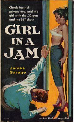Girl In A Jam