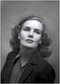 Frances Farmer.