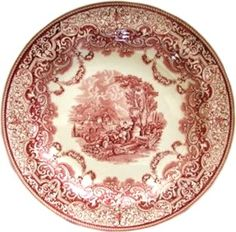 Eras of Elegance - Collecting Transferware: A Brief History, Tips and Patterns