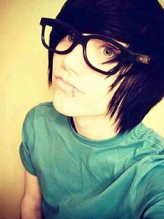 cute emo guys with piercings | emo boys/emo boys wallpapers/cute