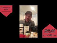 Gerry's Protein Shake Recipe - http://www.bestrecipetube.com/gerrys-protein-shake-recipe/