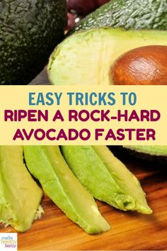 Is your avocado too hard? Learn how to ripen a rock-hard avocado fast with easy tricks you can't miss! Plus, check out yummy ways to eat unripe avocados.