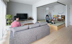 「自然素材に暮らす」~ ヒノキの無垢材で健やかに広々と暮らす家~   てまひま不動産