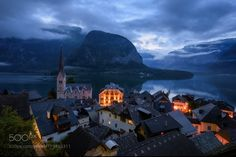 A Silent Village by Fleischi88. Please Like http://fb.me/go4photos and Follow @go4fotos Thank You. :-)