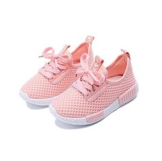 Yorkzaler Spring Autumn Kids Shoes 2017 Fashion Mesh Casual Children Sneakers For Boy Girl Toddler Baby Breathable Sport Shoe - meninas❤ - Kinder Boots Toddler Sneakers Girl, Baby Sneakers, Girls Sneakers, Toddler Shoes, Kid Shoes, Girls Shoes, Girl Toddler, Baby Girls, Shoes Sneakers