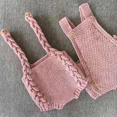 Rosa strikk fra You are in the right place about Children Clothing organic Here we offer you the most beautiful pictures about the Children Clothing designer you are looking for. When you examine the Rosa strikk fra Baby Knitting Patterns, Knitting For Kids, Crochet For Kids, Baby Patterns, Knit Crochet, Knitted Baby Clothes, Knitted Romper, Cute Baby Clothes, Crochet Clothes
