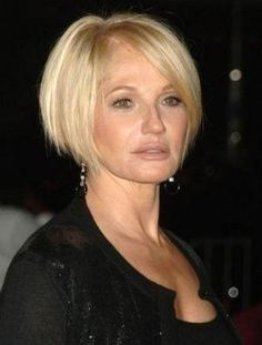 Hairstyles for Women Over 50 with Fine Hair..,,....