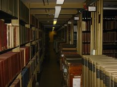 Scaring your co-workers in the stacks. | 30 Things Librarians Love