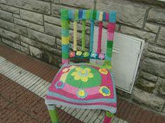sillas de crochet - Buscar con Google