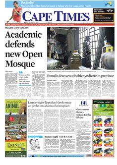 News making headlines: Academic defends new open Mosque