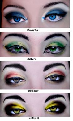 Very very cool    harry potter class makeup please read by ~ynocencia on deviantART