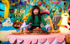 Food Party tv show - Google Search