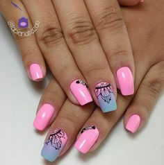 25+ Cute Nail Art Ideas for This Weak 2017 - Reny styles