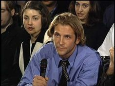 Bradley Cooper asks Sean Penn about acting - Inside The Actors Studio