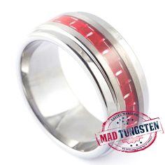 Drone #tungsten #Fiber #rings #tungstenrings madtungsten.com