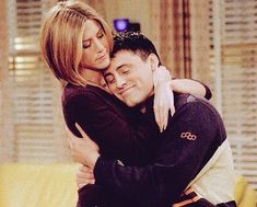 As much as I liked Rachel and Joey at times, Ross and Rachel are still my Friends OTP.