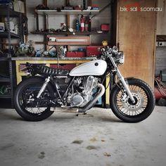 1978 Yamaha SR400
