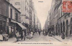 rue Popincourt - Paris 11ème