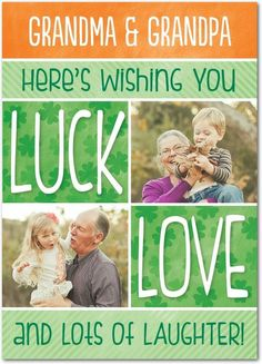 Fond Wishes - St Patricks Day Cards in Clover | Magnolia Press