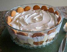 Banana Pudding for Easter Dessert