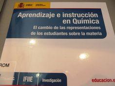 Aprendizaje e instrucción en química [Recurso electrónico] : el cambio de las representaciones de los estudiantes sobre la materia / Miguel Ángel Gómez Crespo  L/Bc CDROM 54 GOM apr